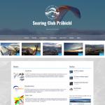 Neue Homepage und neue Funktionen